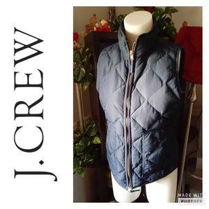 J crew women vest..